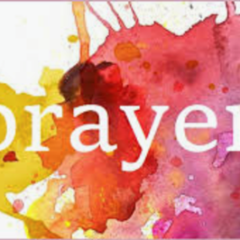 Prayer Requests | August 9, 2020