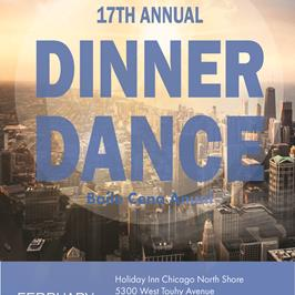 Dinner Dance Ticket Price Increases after January 31st