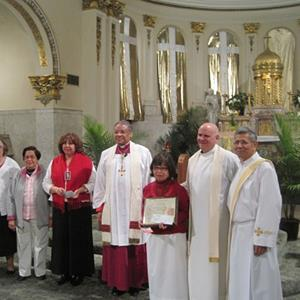 Click to view album: Divine Mercy/Eucharistic Adoration Anniversary